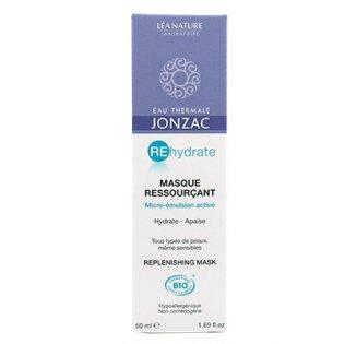 Masque ressourçant REhydrate, Eau thermale Jonzac (50 ml)