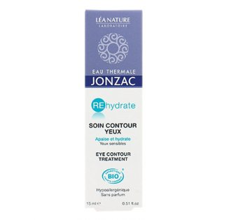 Soin contour des yeux REhydrate, Eau thermale Jonzac (15 ml)