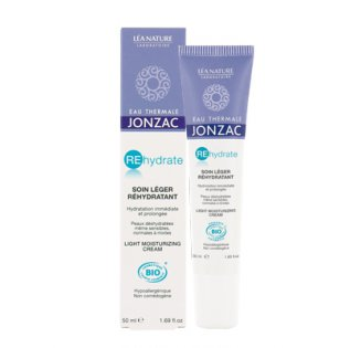 Soin léger réhydratant REhydrate, Eau thermale Jonzac (50 ml)