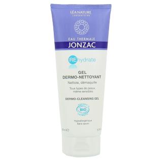 Gel nettoyant dermo-fraicheur REhydrate, Eau thermale Jonzac (200 ml)