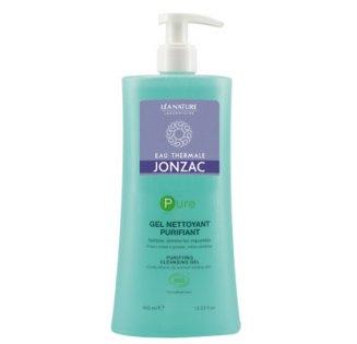 Gel nettoyant purifiant PURE, Eau thermale de Jonzac (400 ml)