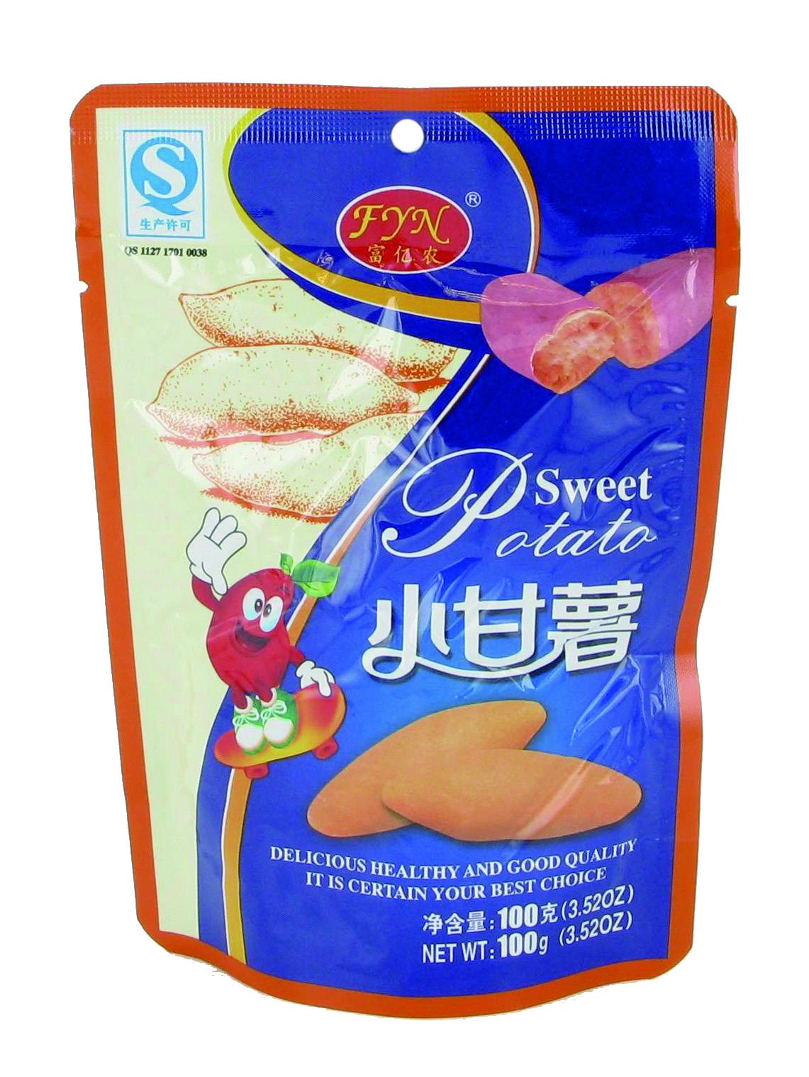Patate douce sucrée, Jyalifu (100 g)