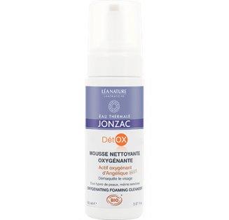 Mousse nettoyante oxygénante DETOX, Eau thermale Jonzac (150 ml)