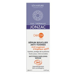 Sérum Bouclier anti-toxines DETOX, Eau thermale Jonzac (30 ml)