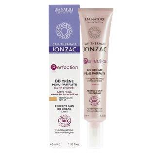 BB crème peau parfaite - Teinte Claire - SPF 10, Eau thermale Jonzac (40 ml)