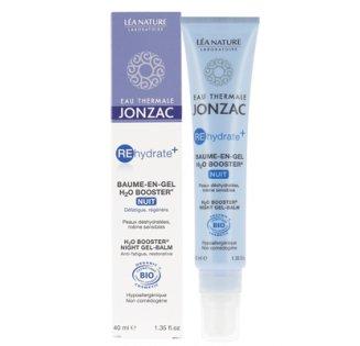 Baume-en-gel-nuit H2O Booster® REhydrate+, Eau thermale Jonzac (40 ml)