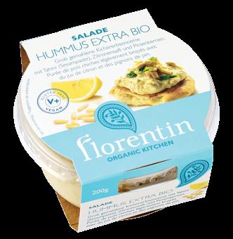 Hummus extra BIO, Florentin (200 g)