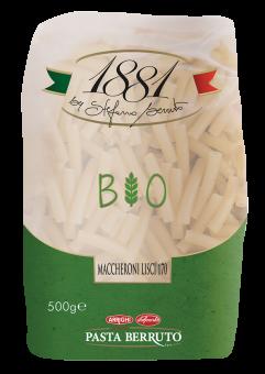 Macaroni blanc BIO, 1881 (500 g)
