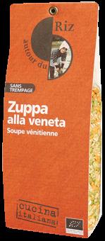 Soupe vénitienne BIO, Autour du Riz (500 g)