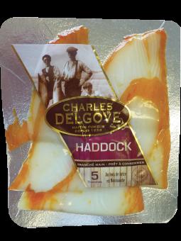 Haddock tranché façon traiteur, Charles Delgove (120 g)