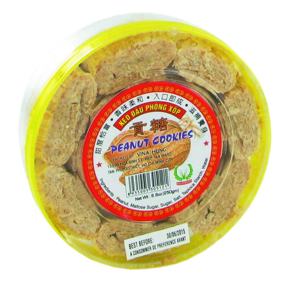 Gâteaux aux cacahuètes Cock (250 g)