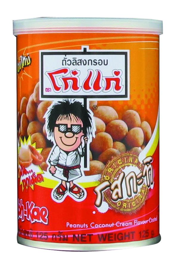 Cacahuètes à la noix de coco Koh-Kae (125 g)