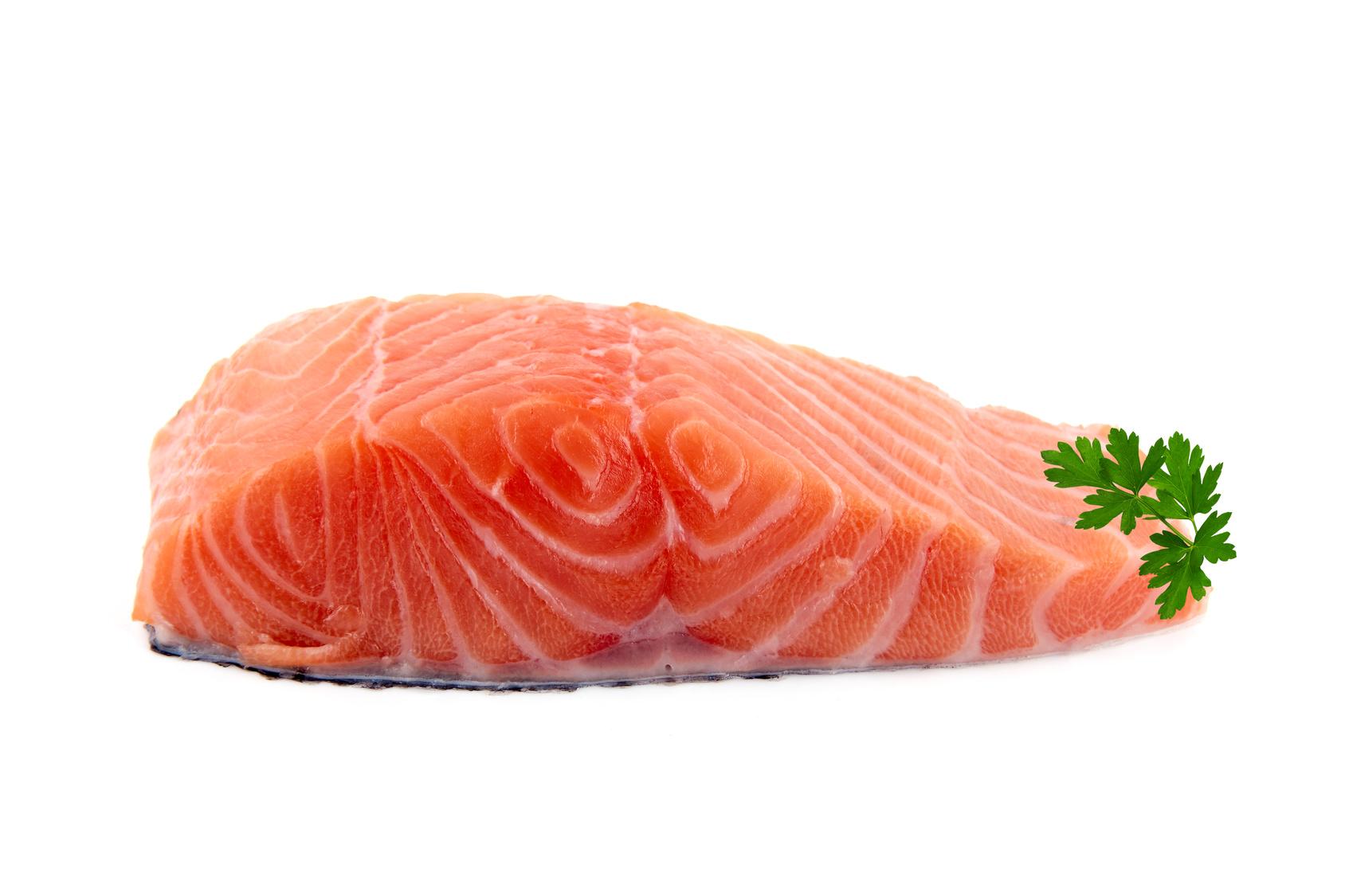 Filet de saumon frais (env. 150 g)