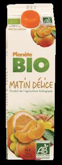 Matin délice frais BIO, Planète Bio (1 L)