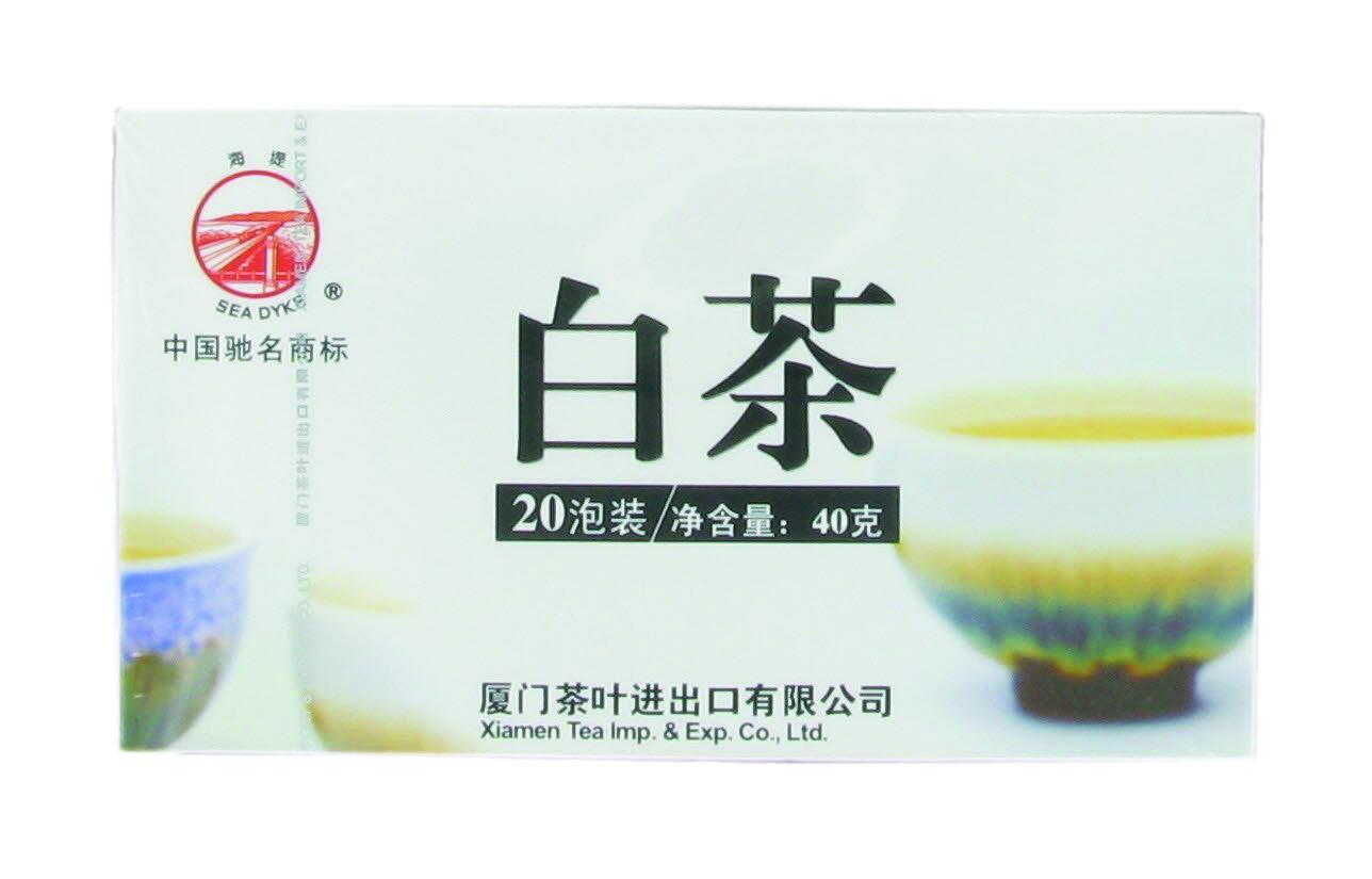 Thé blanc Sea Dyke Brand (x 20 sachets, 40 g)