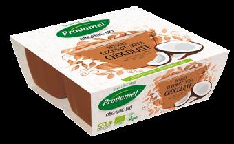 Soya dessert coco saveur chocolat, Provamel (x 4, 500 g)