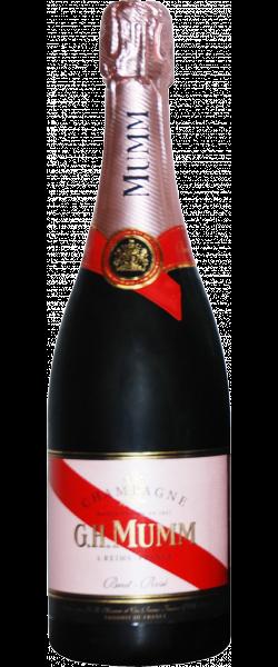 Champagne rosé, Mumm (75 cl)