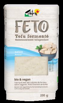 Feto tofu fermenté nature, Taifun (200 g)