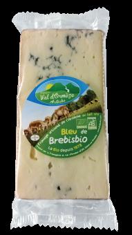 Bleu de brebis BIO, 21% MG BIO, Fromagerie Val d'Orm (150 g)