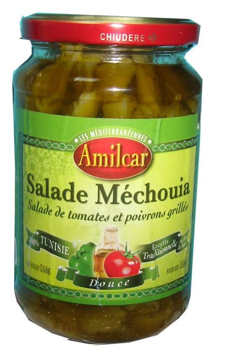 Salade Méchouia douce, Amilcar (350 g)