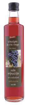 Vinaigre de vin rouge - Biodynamie, Epikouros (50 cl)