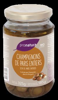Champignons de Paris entiers, Pronatura Gamme  Pro (325 g)