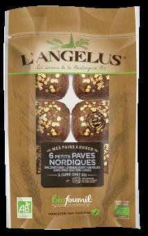 Petits pavés nordiques BIO, L'Angelus (360 g)