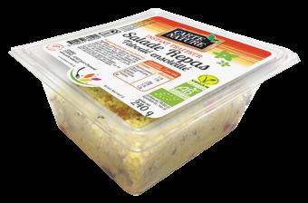 Salade repas taboulé ensoleillé BIO, Carte Nature (240 g)
