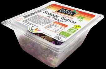 Salade repas du potager BIO, Carte Nature (240 g)