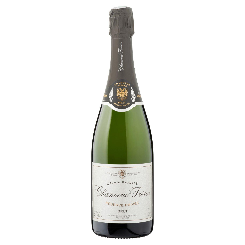 """Champagne brut """"Réserve Privée"""", Chanoine Frères (75 cl)"""
