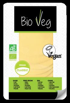 Tranchés vegan Classic, Bio Veg (140 g)