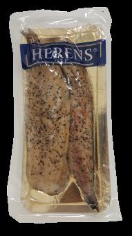 Filets de maquereau fumés au poivre, Herens (170 g)