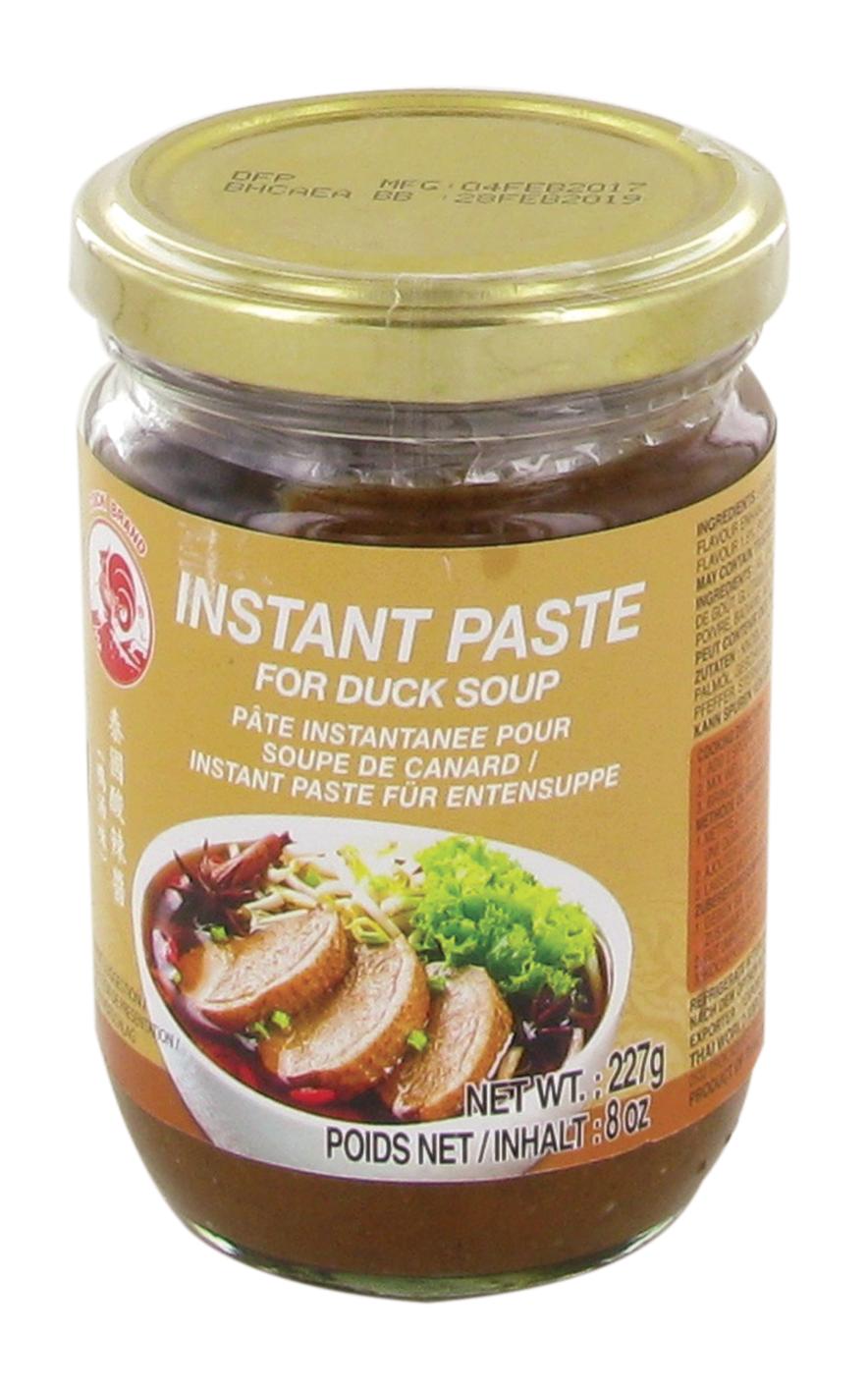 Pâte pour soupe saveur canard, Cock (227 g)