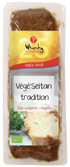 Végé' Seitan tradition, Wheaty (200 g)