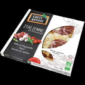 Pizza italienne BIO, Carte Nature (350 g)