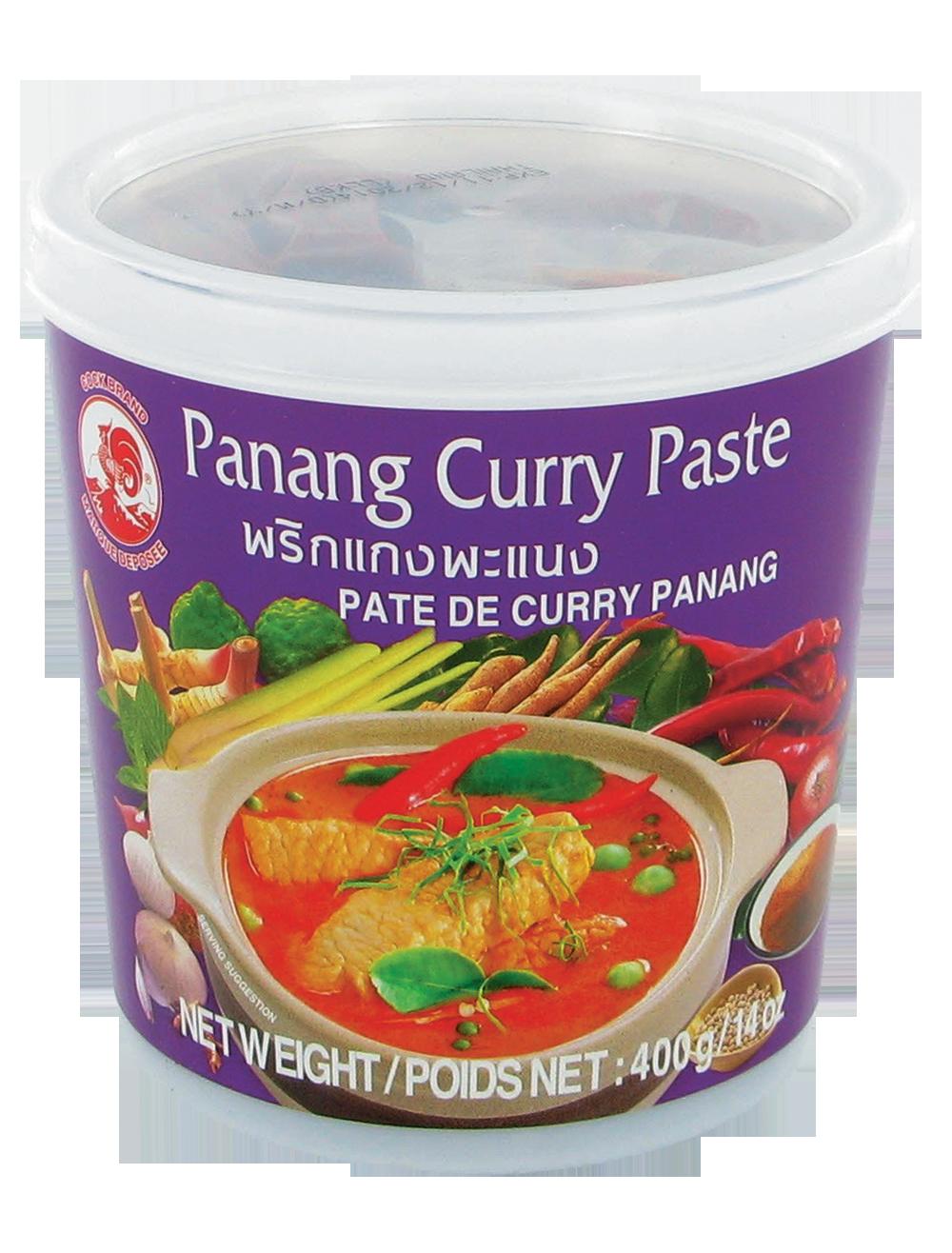 Pâte de curry panang, Cock (400 g)