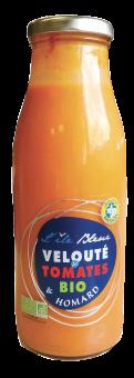 Velouté de tomates et homard, Ile Bleue (490 g)