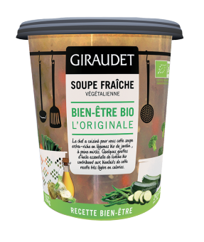 Soupe bien-être BIO, Giraudet (350 g)