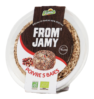 From' jamy poivre 5 baies BIO, Le Sojami (135 g)