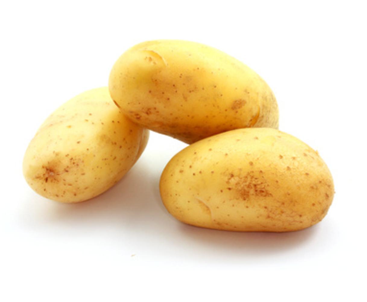 Pomme de terre nouvelle Spunta It. BIO