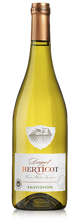 Sauvignon blanc IGP Daguet De Berticot 2016 (75 cl)