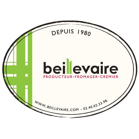 Fromage frais à la pêche, Beillevaire (150 g)