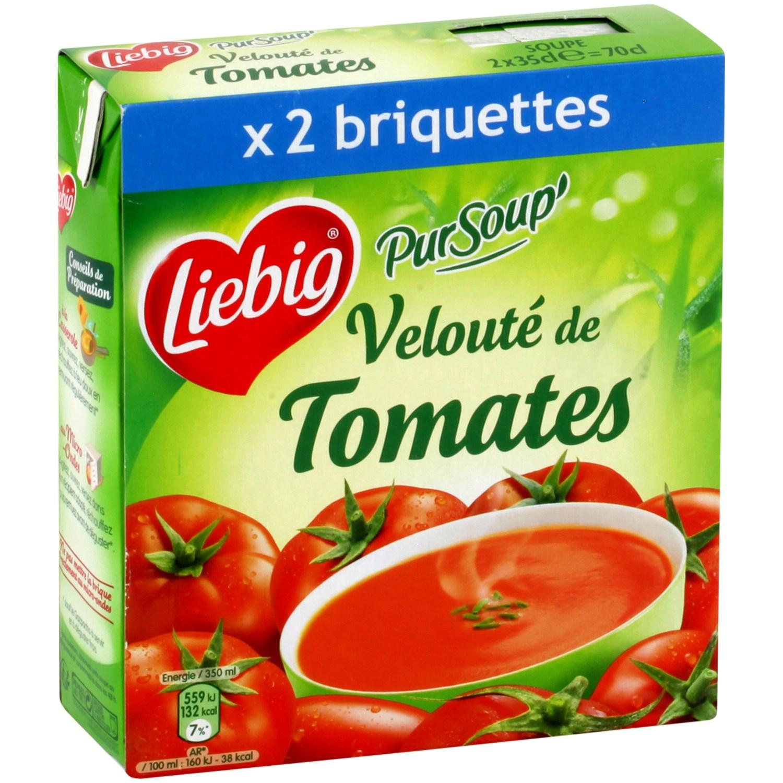 Velouté de tomates PurSoup', Liebig (2 x 30 cl)