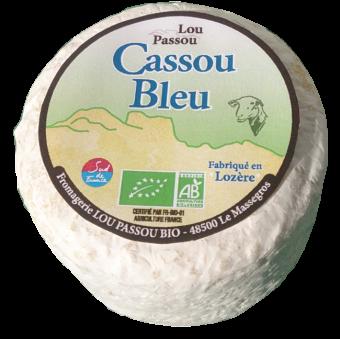 Cassou bleu, 30 % MG/PF (270 g)