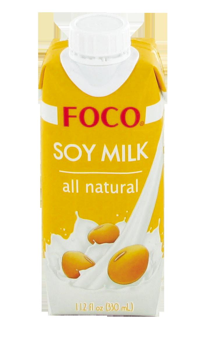 Boisson au soja, Foco (330 ml)