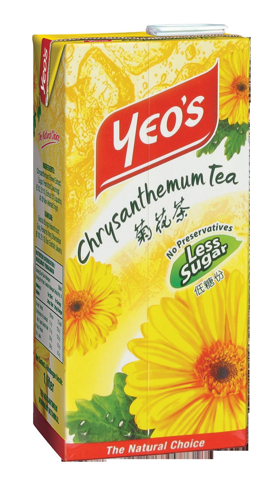 Boisson au chrysanthème, Yeos (1 L)