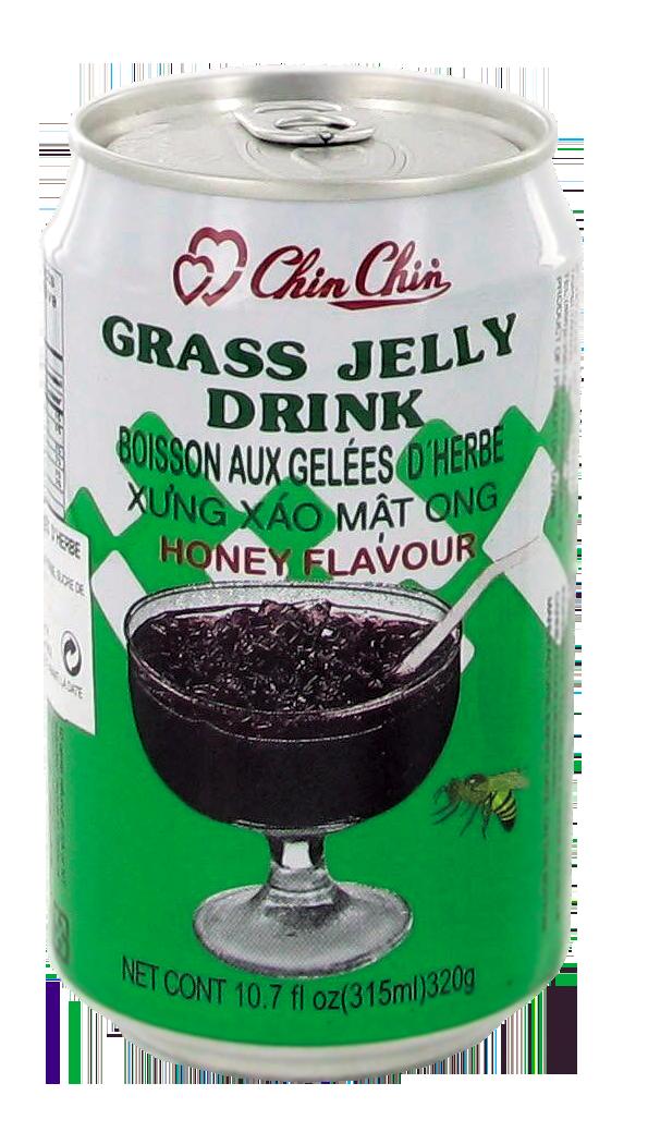 Boisson à la gelée d'herbe, Chin Chin (315 ml)