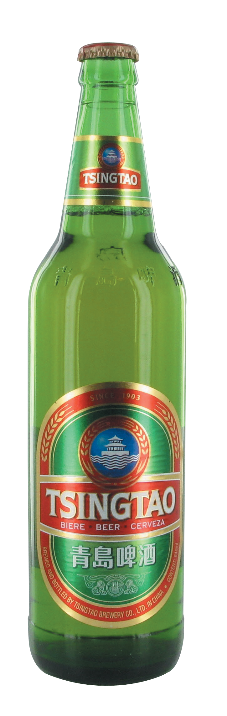 Tsingtao (640 ml)