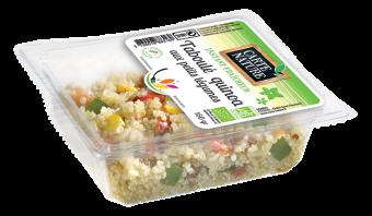 Taboulé de quinoa aux petits légumes BIO, Carte Nature (160 g)