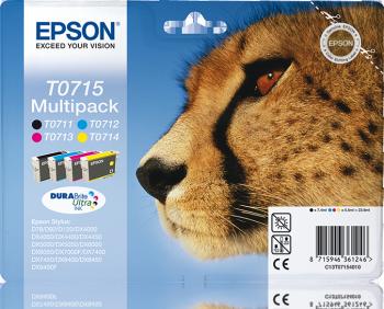 Cartouche Epson T0715  Multi pack